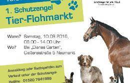 1. Schutzengel-Tierflohmarkt